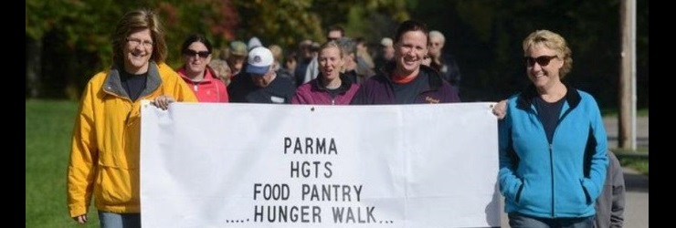 2015 Spring Hunger Walk