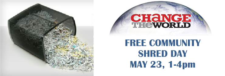 Free Community Shred Day